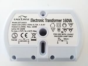 Eaglerise-SET160CK-EET210CK-160W-halogen-transformer-New-12-Month-Warranty
