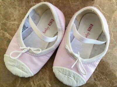 Bloch Dance Girls Belle Dance Shoe Theatrical Pink 5.5 B US Toddler