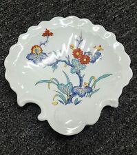 Vintage Limoges Bernardaud France Pak Hoi Porcelain Sea Shell Dish Bowl