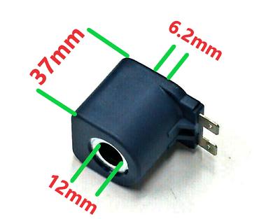 1 x LPG Autogas Tomasetto AMP-Stecker Magnetspule