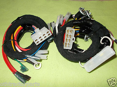 Ford Tractor 2000 3000 3400 4000 4500 5000 Wiring Wire Harness Diesel W Diagram Ebay
