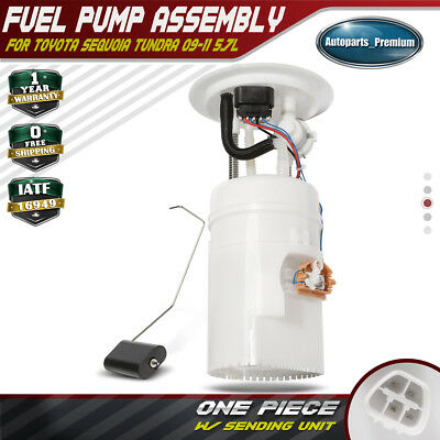 Fuel Pump Module Assembly for 07-11 Dodge Dakota 2011 Ram Dakota V6 3.7L V8 4.7L
