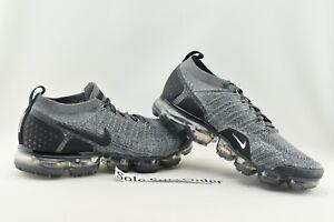 b6a98872f6754 Women s Nike Air Vapormax Flyknit 2 - SIZE 12 - 942843-002 Oreo ...