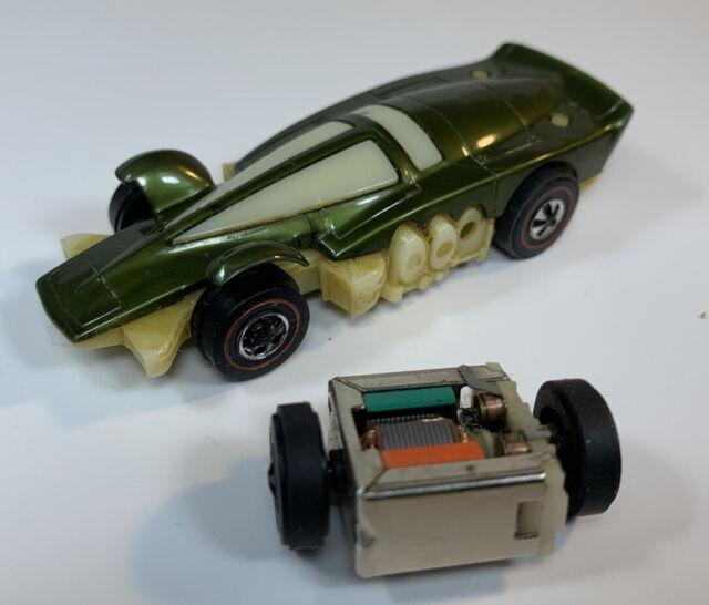 Hot Wheels Redline Era Sizzler Green Double Boiler Original Car Xtra Motor Nice