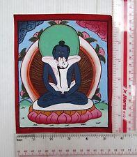Old Tibet Tibetan Hand Painted Buddhist Thangka Mandala Painting