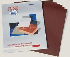 3 X Emery Sanding Cloth Sheets Highest Quality STARCKE  80 180 320g  230 X 280MM