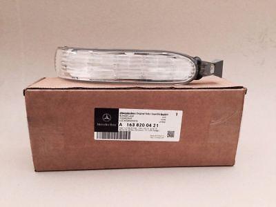 MERCEDES BENZ W163 MIRROR BLINKER RIGHT RH 1638200421 ML320 ML350 ML500 ML55 ULO
