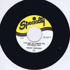 RODDY JACKSON - I'VE GOT MY SIGHTS ON SOMEONE NEW (Stormin Rhythm & Blues JIVER)
