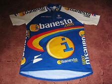 BANESTO ibanesto.com PIRARELLO NALINI ITALIAN CYCLING JERSEY [6]