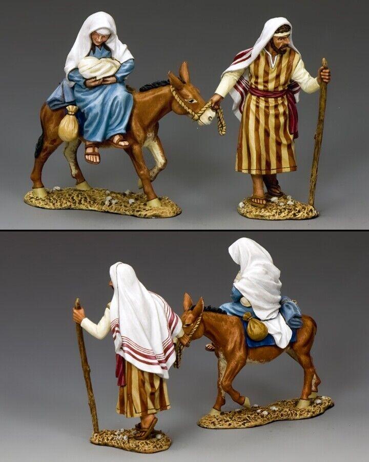 KING & COUNTRY LIFE OF JESUS LOJ041 MARY JOSEPH AND THE INFANT JESUS MIB