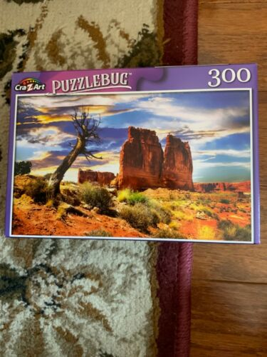 """Balloons Cupcakes Sunset... 300 Pc Jigsaw Puzzles 11""""x18.25"""" 1//Pk s20a Select"""