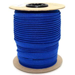 10mm En Coton Bleu Bordure Garnitures Piping Ribbon Trim Lame à Coudre Artisanat 1m C340-afficher Le Titre D'origine Prix ModéRé