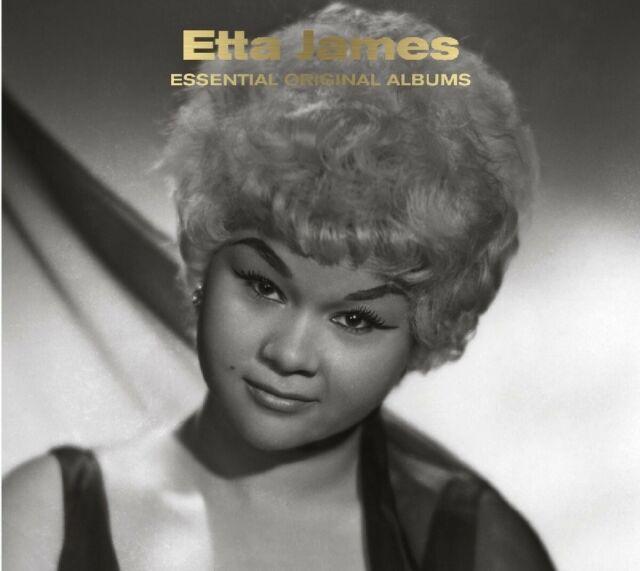 ETTA JAMES - ESSENTIAL ORIGINAL ALBUMS  3 CD NEUF