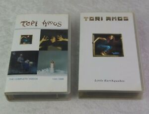 Tori Amos  The Complete Videos 1991  1998  Little Earthquakes  VHS - GLASGOW, United Kingdom - Returns accepted Most purchases from business sellers are protected by the Consumer Contract Regulations 2013 which give you the right to cancel the purchase within 14 days after the day you receive the item. Find out more about  - GLASGOW, United Kingdom