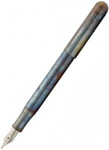 Kaweco Liliput Fountain Pen - Fireblue - Fine