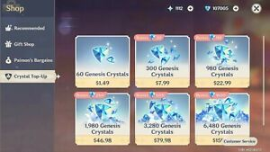 Genshin-Impact-30-OFF-for-99-99USD-Crystals-Pack-top-up-1-24-hrs-top-up-time