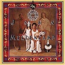 John Mellencamp Mr. Happy go lucky (1996) [CD]