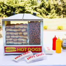 Avantco Hds 200 200 Dog48 Bun Hot Dog Steamer 120v 1300w