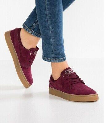 Nike Women's SB Zoom Stefan Janoski Athletic Snickers Shoes | eBay