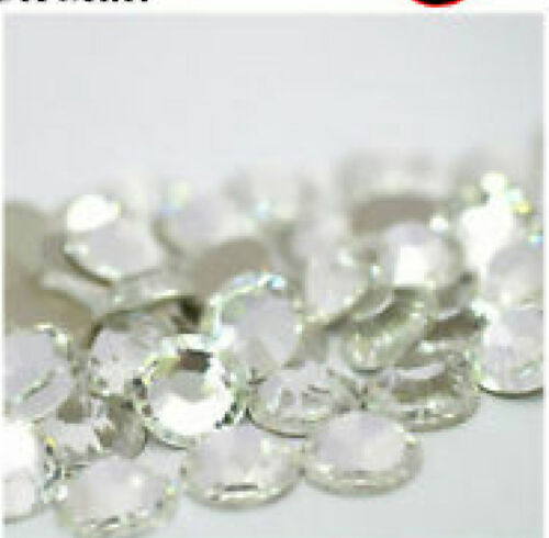 Ref:Gluefix 2028 5mm Crystal Flatback 25pcs Swarovski Glue fix Foiled ss20