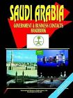 Saudi Arabia Government and Business Contacts Handbook by International Business Publications, USA (Paperback / softback, 2005)