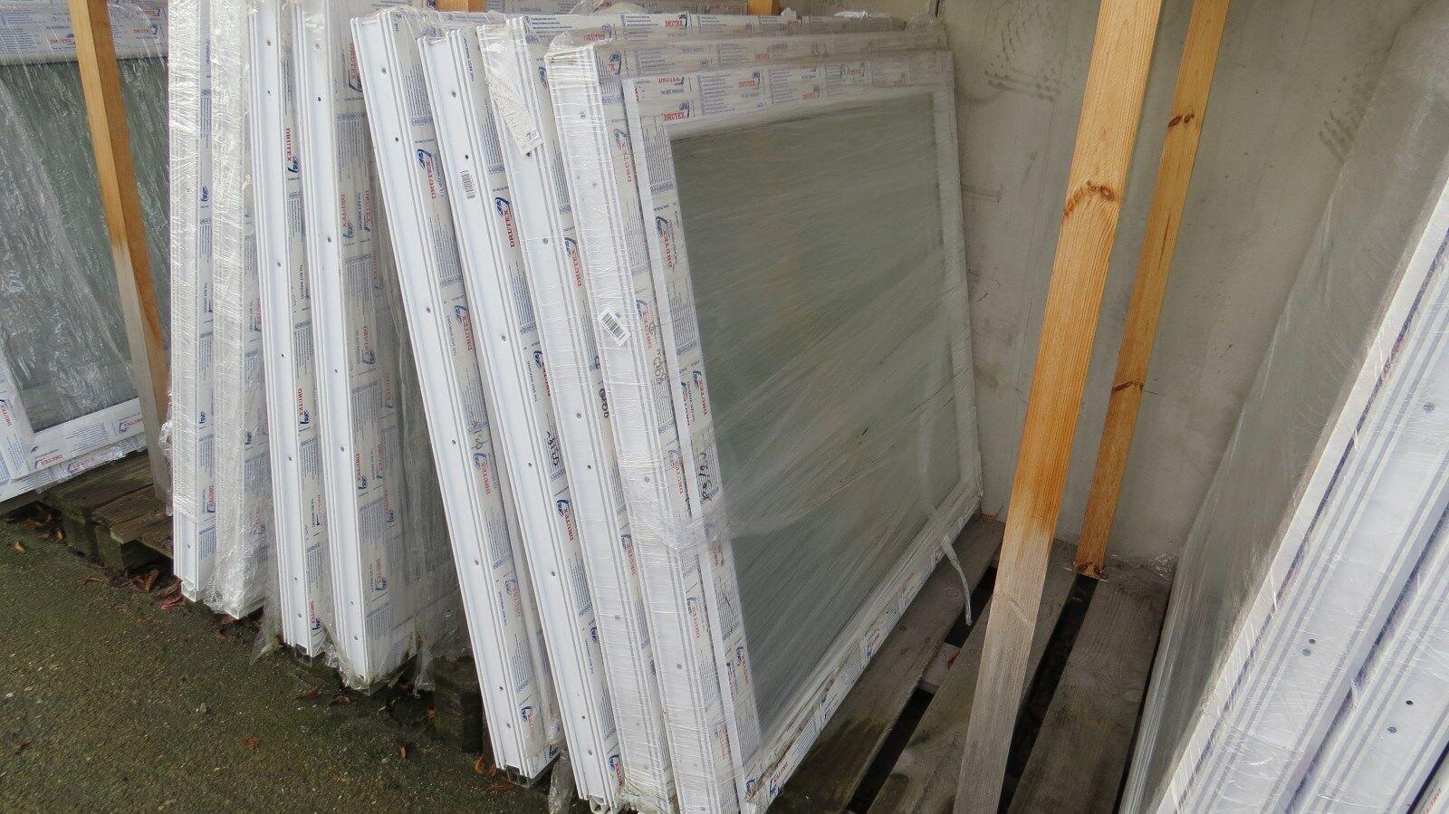 Kunststofffenster Fenster kaufen 800 mm breit Thermopen Thermopenverglasung
