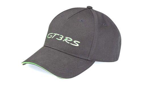 NUOVO Originale Selezione driver Porsche GT3 RS GT3RS Cappello Nero /& Lizard Verde