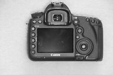 Canon EOS 5D Mark III 22.3MP Digital SLR Camera - Black (Body Only)  Lighly used