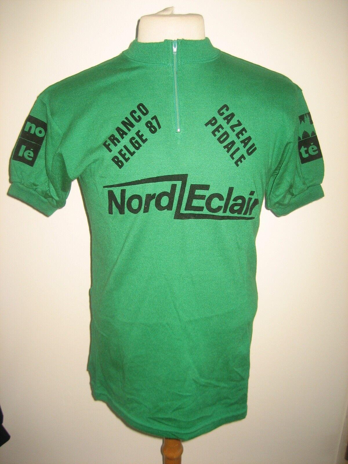 Circuit Franco-Belge worn by SCHURER jersey shirt Radfahren wielrennen Größe XL