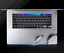 3M-Skin-Decal-Keyboard-Cover-Screen-Protector-6in1-for-MacBook-Air-Pro-13-15-16 thumbnail 4