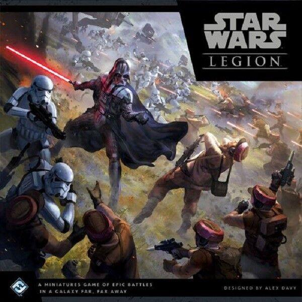 Estrella guerras   Legion core gioco (nuovo)  una marca di lusso