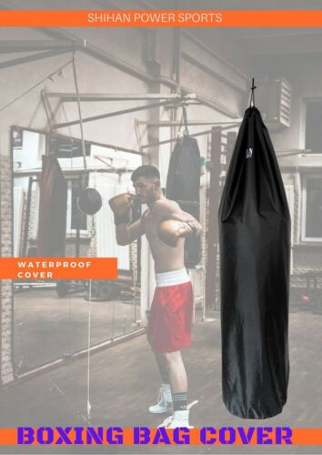 Boxing Bag Cover Waterproof 5-6ft 13inch Diameter for Standard Bags punch bag