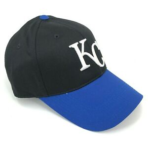 Kansas-City-Realeza-Outdoor-Cap-Adulto-Youth-Tallas-Curvo-Ala-Negro-Azul-Blanco