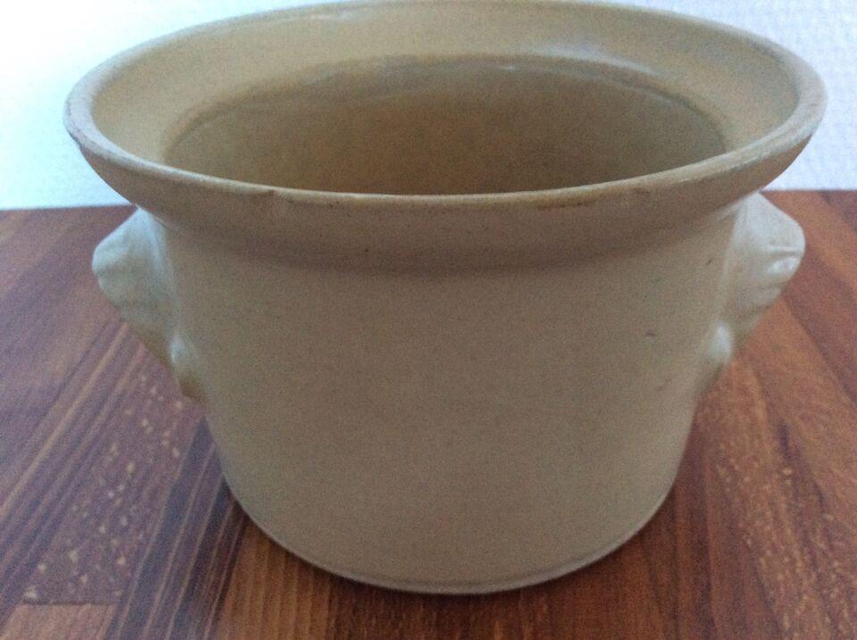Keramik, Meget gammel margarineskål