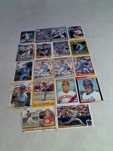 Jeff-Montgomery-Lot-of-50-cards-42-DIFFERENT