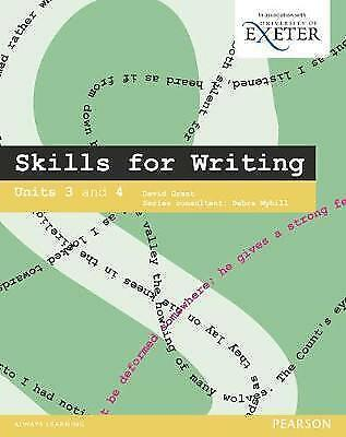 1 of 1 - Skills for Writing Student Book Units 3-4 *New*