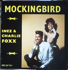 INEZ & CHARLIE FOXX - MOCKINGBIRD, UK, Sue, Album, ILP 911  '64
