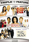 Deliver Us from Eva/Something New/The Best Man (DVD, 2008, 3-Disc Set)