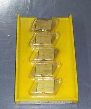 Kennametal Carbide Threading Inserts Na4r6 Kc810