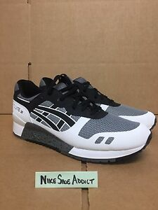 sports shoes ef4a9 a273c Asics Gel Lyte III 3 NS Grey/Black/White Speckle Oreo H6K4N ...