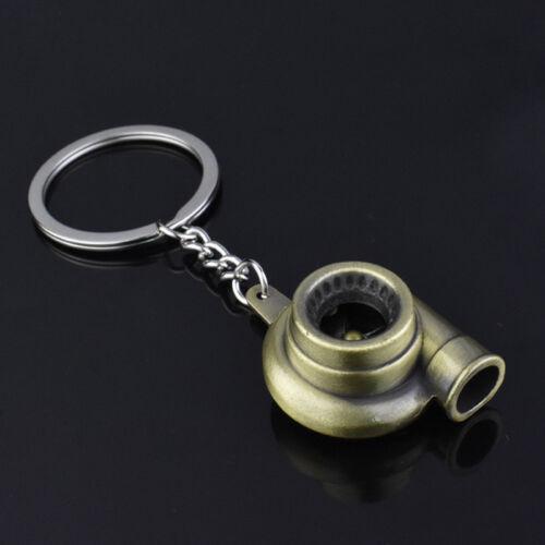 Auto-Teil-Modell Keychain Schlüsselanhänger Ring Schlüsselanhänger Keyfob