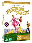 The Sound of Music 50th Anniversary 2 Disc DVD R2 UK