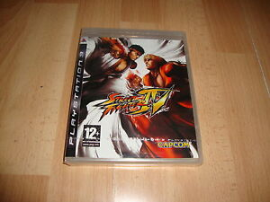 STREET-FIGHTER-IV-DE-CAPCOM-PARA-LA-SONY-PLAY-STATION-3-PS3-NUEVO-PRECINTADO