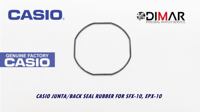 CASIO GUARNIZIONE/ BACK SEAL RUBBER, PER SFX-10, EPX-10