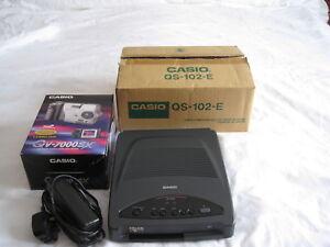 Vintage-Casio-QV-7000SX-LCD-Digital-Camera-Bundle