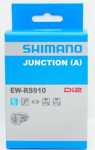 Shimano Dura-Ace Di2 EW-RS910 2 Port Junction A Mounted into Frame//Handlebar