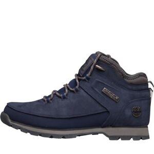 Tex Hombre Timberland Sport Tr Chels Sprint Uk6 azul 5 Mid marino Euro Hiker Botas Core 4dqSPqn