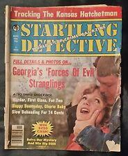STARTLING DETECTIVE - VOL. 71 NUMBER 11 - NOVEMBER 1981