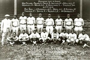 1928-St-Louis-Stars-Team-PHOTO-Negro-League-Baseball-Champs-Cool-Papa-Bell