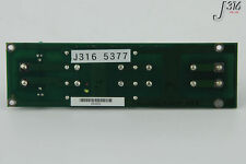 5377 Applied Materials Pcb Chamber Lift Rf Filter Assy 0100 00694